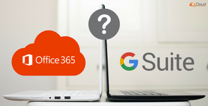 Office 365-G Suite