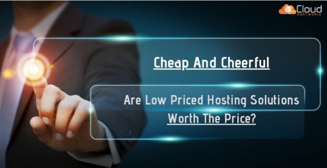 Cheap And Cheerful Hosting
