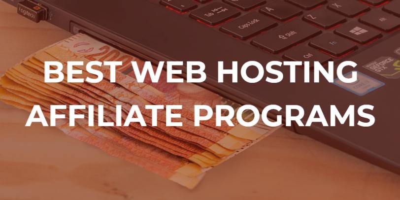 hosting affiliate program