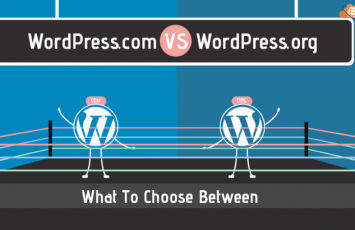 What to choose between WordPress.com or WordPress.org