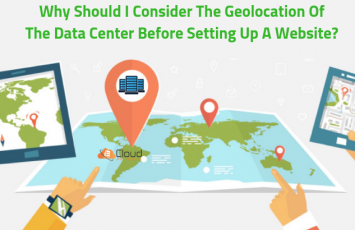 Why Should I Consider the Geolocation of the Data Center Before Setting Up a Website