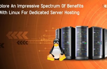 Explore An Impressive Spectrum Of Benefits With Linux For Dedicated Server Hosting