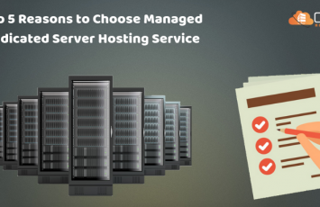 Top 5 Reasons to Choose Managed Dedicated Server Hosting Services
