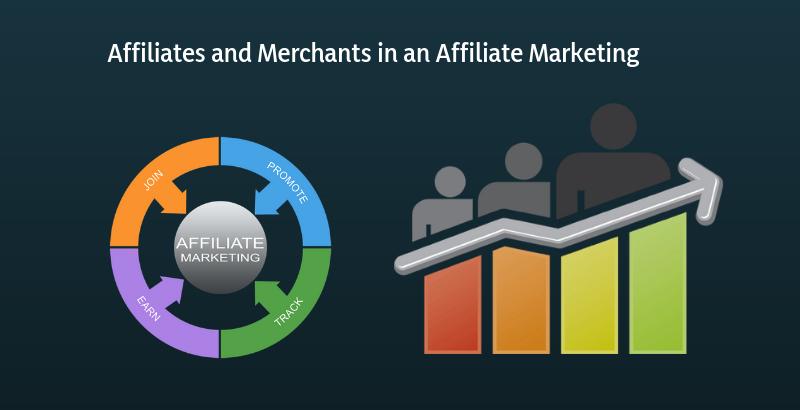 Affiliates and merchants