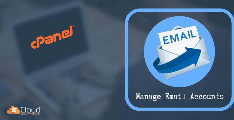 cPanel_Manage Email Accounts