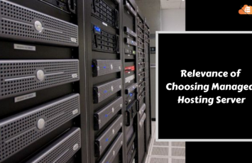 Relevance of Choosing managed hosting server