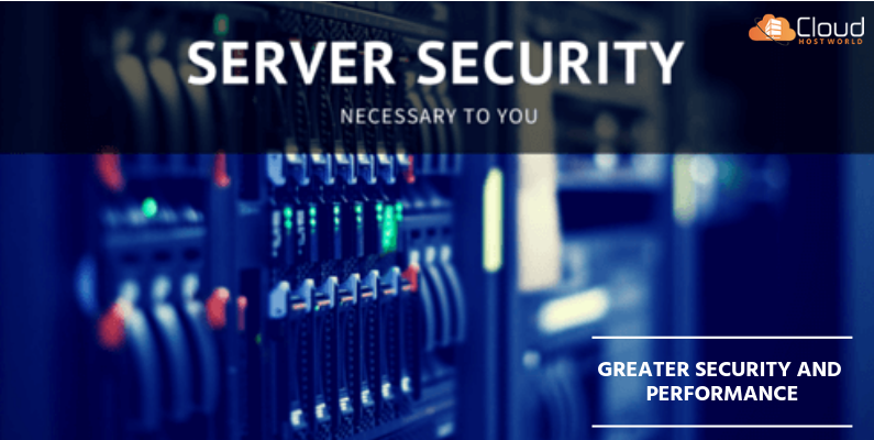 server security - managed hosting