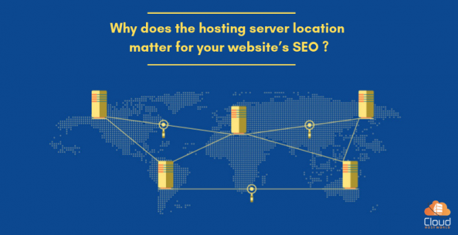 Why does the hosting server location matter for your website's SEO