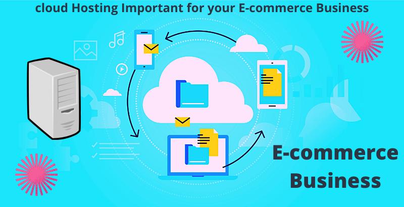 E-Commerce Business Hosting